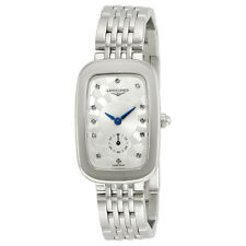 Longines Equestrian Boucle Silver Dial Ladies Watch L6.142.4.77.6