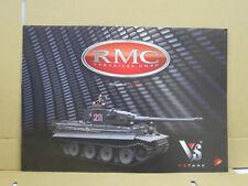 RMC Vertriebs GmbH, VS Tank Katalog, deutsch/englisch, 8 Seiten