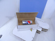 "200 White Cardboard FBP-73 Boxes 9.5 "" Long x 4 3/8"" Wide x 2 ½"" Deep"