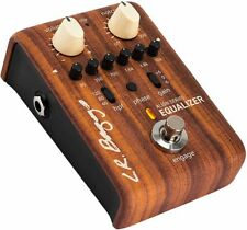 LR Baggs Align Series EQUALIZER Acoustic Pedal w/6 band EQ & Anti-Feedback Notch