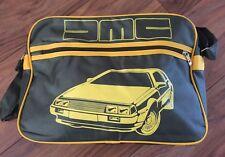 Rétro Vintage Sac DMC Style Vert FireSmart jaune bordure, £ 5.99 Livraison Gratuit P & p