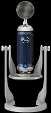 Blue Spark Digital Studio Condenser USB/Lightning Microphone for PC/Mac