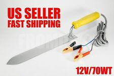 """11"""" HOT KNIFE ELECTRIC BEEKEEPING UNCAPPING BEE HONEY EQUIPMENT TOOL 12V/70W USA"""