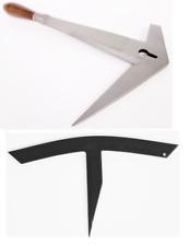 Schieferhammer rechts Bundle mit Haubrücke gebogen Hammer Schiefer Dachdecker