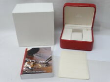 Omega genuine watch box case Card case Booklet Outer box m400833