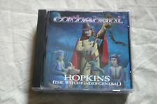 "CATHEDRAL-"" HOPKINS ( THE WITCHFINDER GENERAL)"" CD 1ST PRESS 1996"