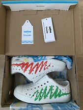 Native Jefferson Shoes Toddler Size C9 (original box included)
