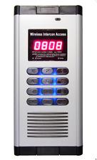 Intercom GSM Gate Opener  Authorized Door Access Controller