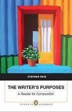The Writer's Purposes: A Reader for Composition-ExLibrary