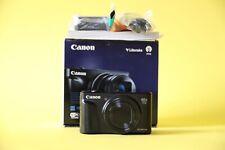 Canon PowerShot SX740 HS 20.3MP Digital Camera - Schwarz
