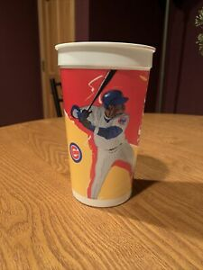 1999 Summer Sizzles With Sammy Sosa McDonald's Collector's Cup Chicago Cubs