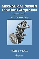 MECHANICAL DESIGN OF MACHINE COMPONENTS - UGURAL, ANSEL C./ CHUNG, YOUNGJIN (CON