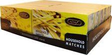 GSD ménage Matches x 12 packs