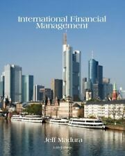 International Financial Management by Jeff Madura (2014, Hardcover)
