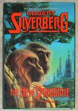 ROBERT SILVERBERG ~ NEW SPRINGTIME #2 ~ SEQUEL TO AT WINTER'S END ~ 1st PRINT HC