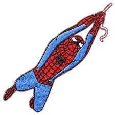 Spider Man Super Hero Cartoon Kids Children Comic Movie Iron-On Patches #0088