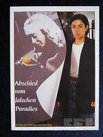 Filmplakatkarte cinema  Abschied vom falschen Paradies