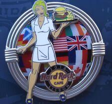 HARD ROCK Cafe / World Burger Tour / Europe / Lisbon / Pin / P.16*
