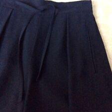 Escada, by Margaretha Ley, Black Shorts, 38 / 8