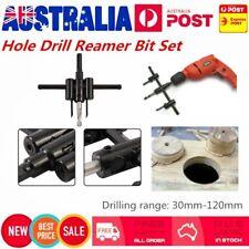 Metal Alloy Steel Wood Circle Hole Saw Drill Bit Cutter Kit Adjustable K B7