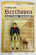 Accoutrements Ludwig Van Beethoven Action Figure New Sealed