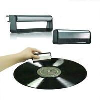 Durable Carbon Fiber Vinyl Record Cleaning Cleaner Remove Dust Brush Anti J8L5