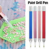 5D Diamond Painting Tool Point Drill Pen Lighting DIY Nail Art Tools Q3Z2