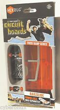 Hexbug Circuit Boards Tony Hawk Fingerboard Birdhouse RAIL SLIDE 2015 Eagle NEW