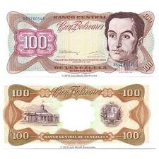 Venezuela 100 Bolivares 1992 P-66e Banknotes UNC