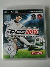 Pes2013 pro evolution soccer ps3 PlayStation 3 muy bien colección envío rápido