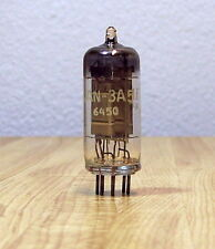 Jan 3A5 Tung-Sol 7-pin Miniature Double Triode Nos 12/64 Quantity Tested