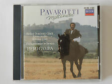 CD Pavarotti Mattinata Bellini Donizetti Gluck Philharmonia Orchestra Gamba