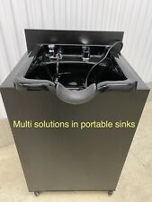 portable Backwash Shampoo Bowl Sink Beauty Spa Salon Equipment Station Unit 110V