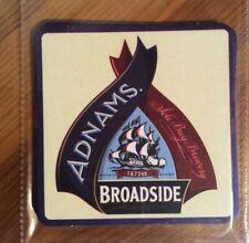 Adnams Broadside sole bay brewery beer mats x 3