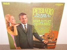 Peter Nero Plays A Salute To Herb Alpert & Tijuana Brass . UK Pressing . LP