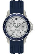 NAUTICA NAPFRB005 Men's WATCH Quartz Analogue with Date NAVY BLUE NEW