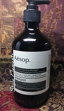 Aesop Dual Scalp Cleansing Shampoo-16.9 fl oz/500 mL-New-Discontinued-Rare Item