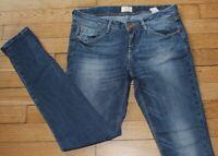 ZARA Jeans pour Femme W 28 - L 30  Taille Fr 38 (Réf S374)