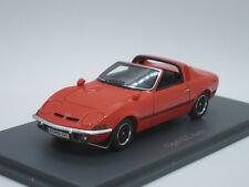 Opel Aero GT Prototype 1969 orange 1/43 NEO Resin T24