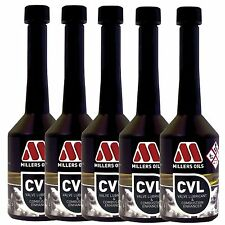 Millers Oils CVL Competition Valve Lubricant With Octane Booster 5 x 250ml