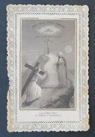 CANIVET Chemin du Ciel LETAILLE 144 Image Pieuse HOLY CARD 19thC Santino 4