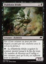 MTG Magic ORI FOIL - Fetid Imp/Diablotin fétide, French/VF