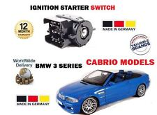 FOR BMW E46 CABRIO 318CI 320CI 323CI M3 3.2 330D 2000-> IGNITION STARTER SWITCH