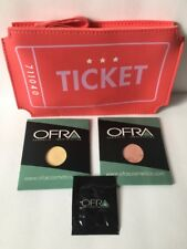 Ofra Cosmetics Highlighter, Blush, And Foundation Samples (LM101)
