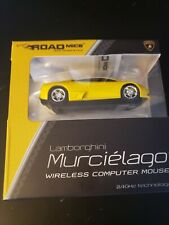 Road Mice Lamborghini Murcielago Wireless Optical Mouse HP-11LGMCYXA