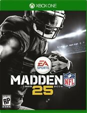 Xbox One Game Madden NFL 25 American Football