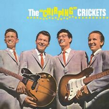 """Buddy Holly & The Crickets - The """"Chirping"""" Crickets - SEALED NEW! on 180g vinyl"""