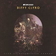 BIFFY CLYRO MTV UNPLUGGED CD (Live At The Roundhouse) Released May 25th 2018