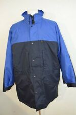 SAFETY BLOUSON MANTEAU COAT 46 XXL BLEU