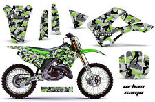 KAWASAKI KX 125/250 Graphic Kit AMR Racing # Plates Decal Sticker Part 99-02 UCG